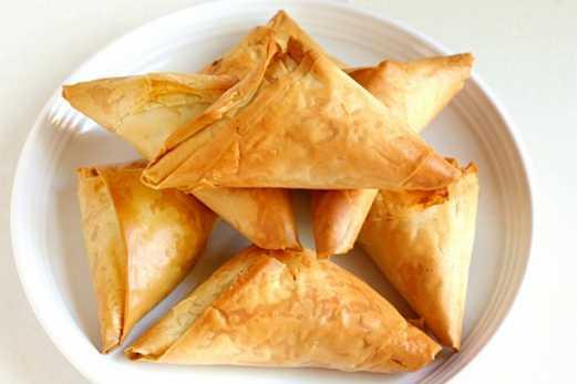 Filo Apple Pies Simple Slimming World Recipes