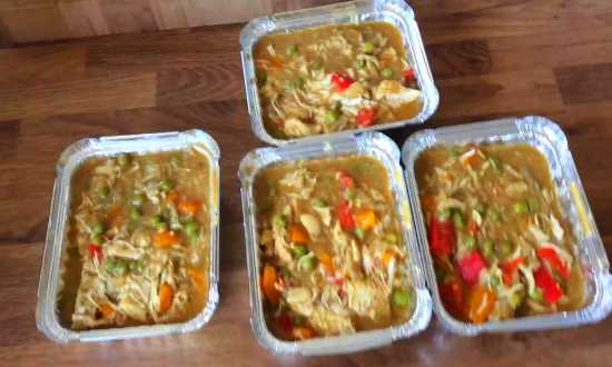 Slimming World Slow Cooker Mayflower Curry Simple Slimming