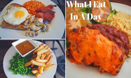 Slimming World What I Eat In A Day Syn Free Hunters
