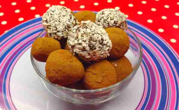 Slimming World 3 Syn Chocolate Truffles Simple