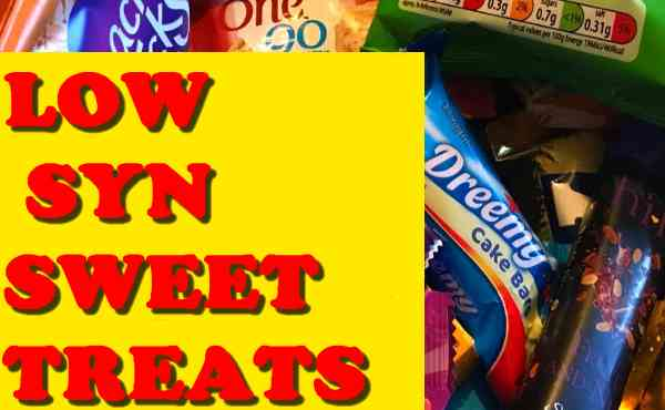 Low Syn Sweet Treats Slimming World Simple Slimming World